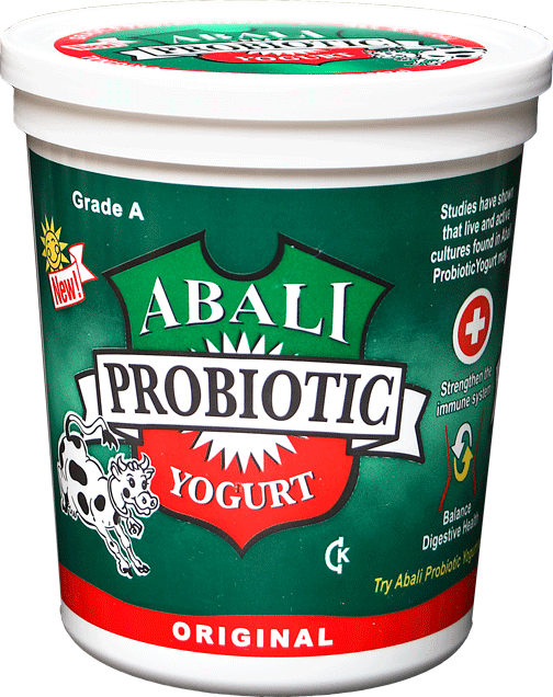 Yogurt probiotic