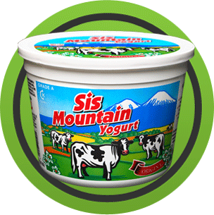 Sis Mountain Yogurt - Original Flavor (1-Gallon)